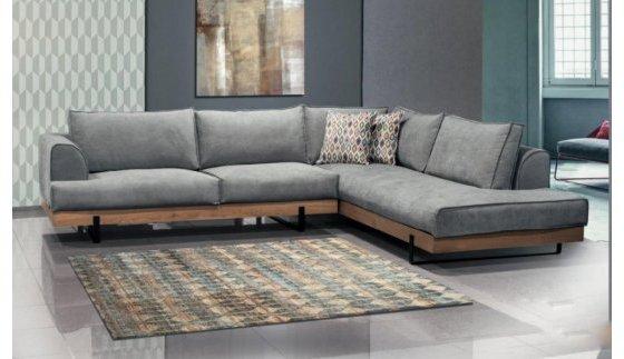 Καναπές γωνία AMORE