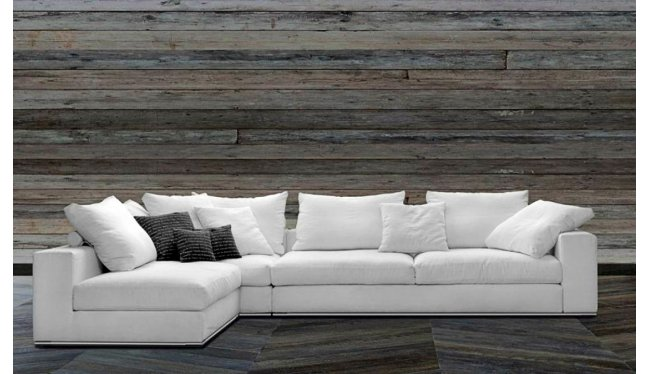 Καναπές γωνία CLOUD
