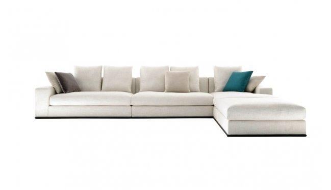 Καναπές γωνία ENZO