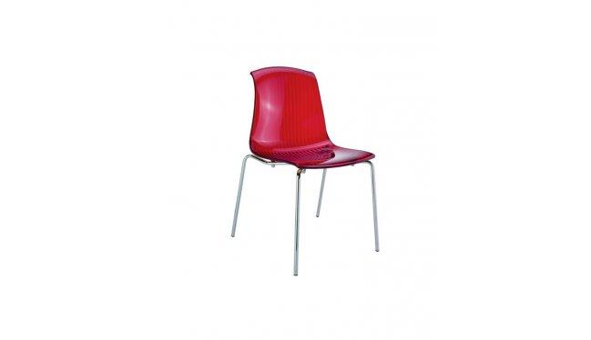 Καρέκλα ALLEGRA inox